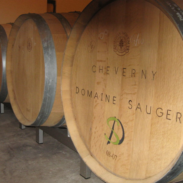 Cave domaine Sauger