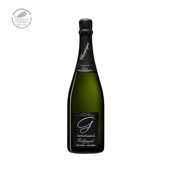 Champagne Gallimard - Amphoressence