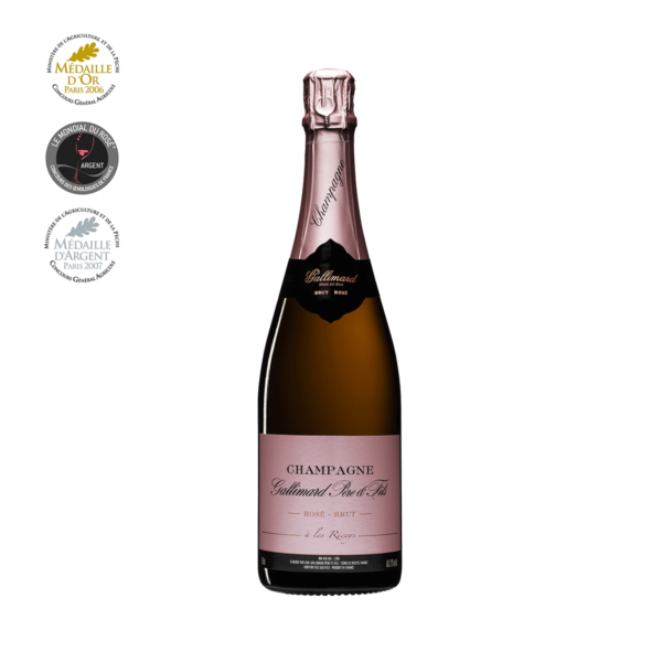 Champagne Gallimard - Rosé