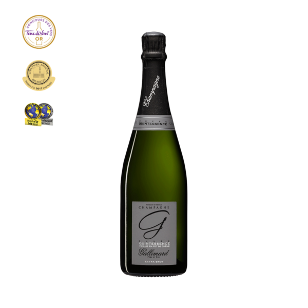 Champagne Gallimard_Quintessence Extra-Brut