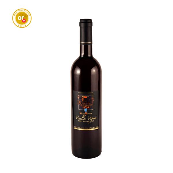 Domaine du Vieux Moulin_Pinot Noir Vieilles Vignes
