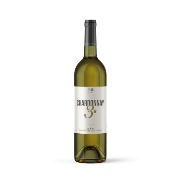Domaine Trois Etoiles_Chardonnay