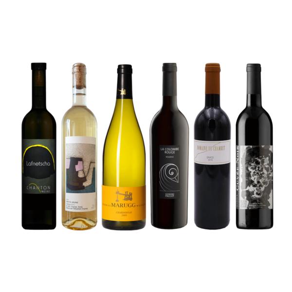 Pack vins tour de Suisse