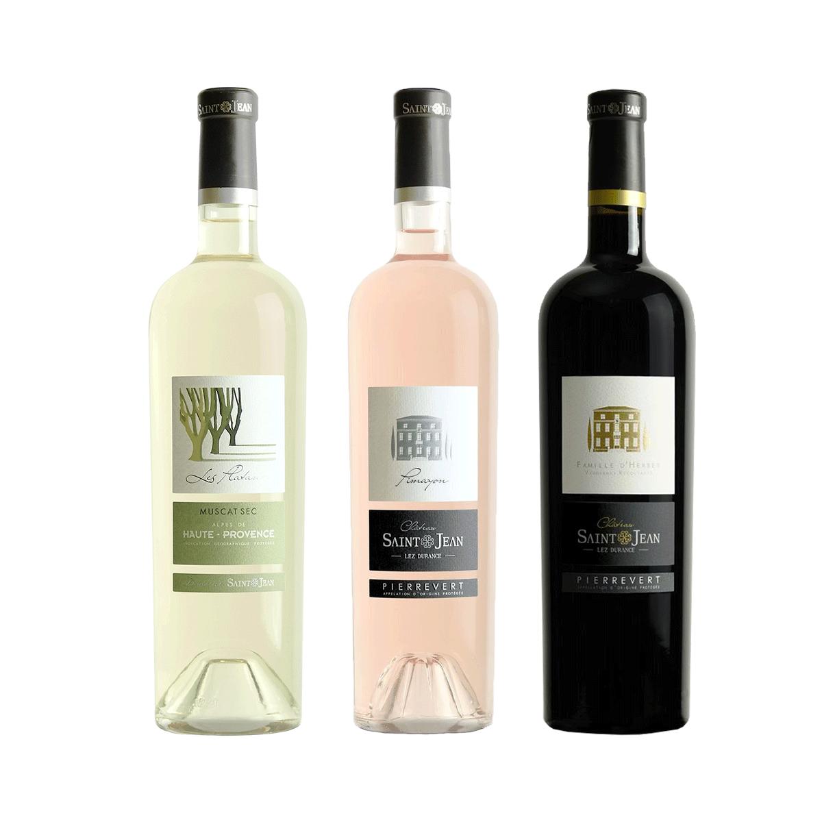 Pack vins été Provence