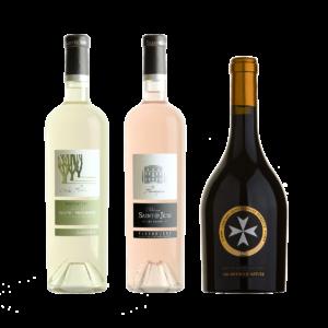Pack vins d'été Provence