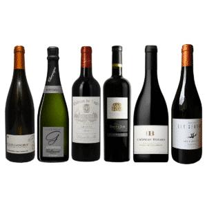 Pack vins Tour de France