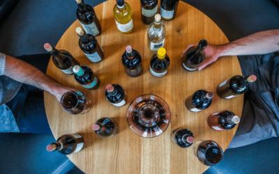 Dégustations de vins et évènements : on y est presque !